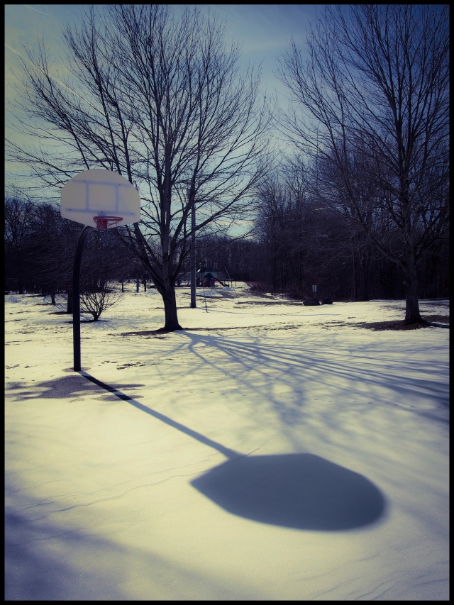 No game today, Bethlehem, Connecticut © Steven Willard
