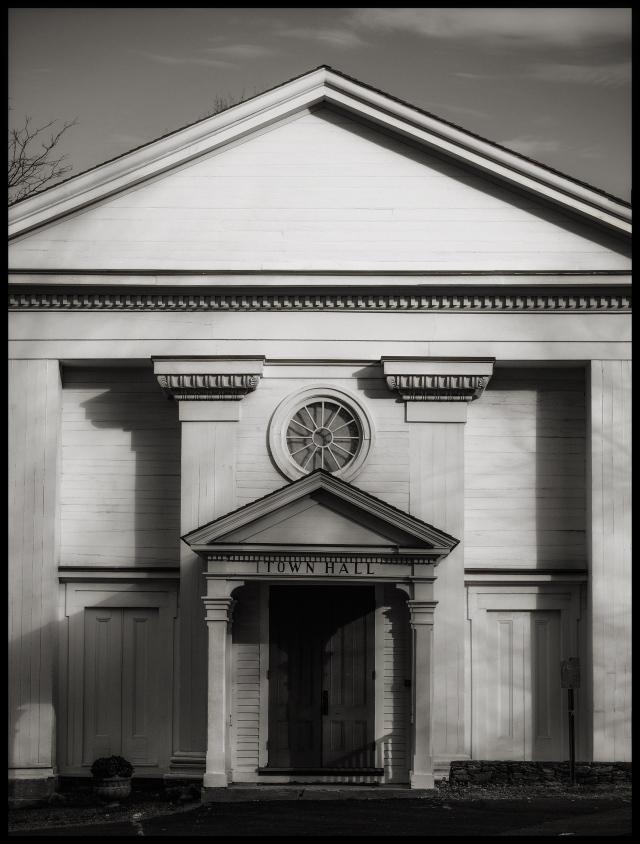 Old Town Hall, Woodbury, Connecticut © Steven Willard