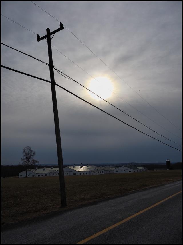 Hurry sundown, Roxbury, Connecticut © Steven Willard