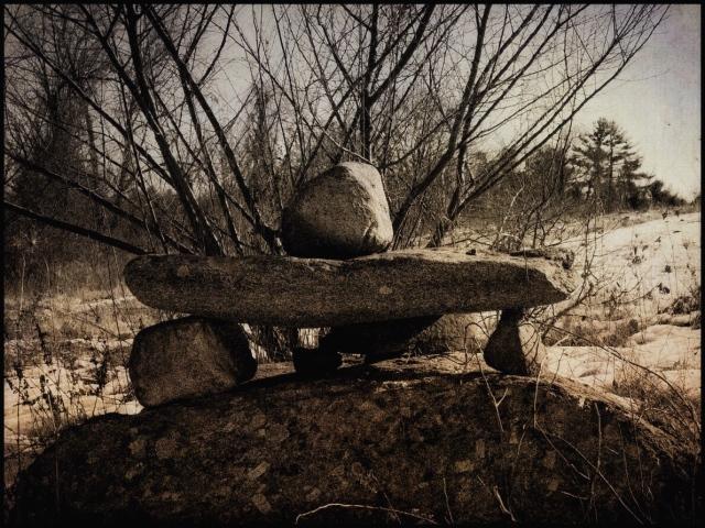 Stack of Stones © Steven Willard