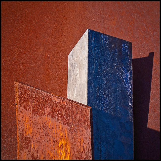 Rusty Abstract © Steven Willard